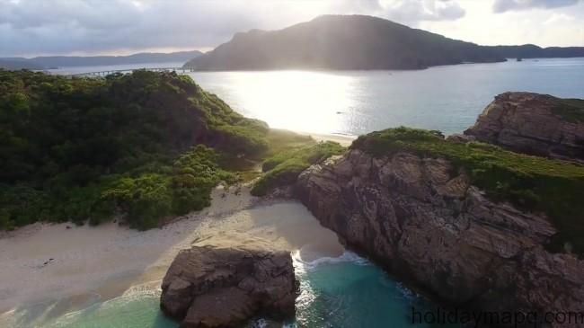 the most beautiful beach in the world zamami island japan 05