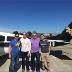 Group of friends - Picture of San Francisco Air Tours, Oakland ...