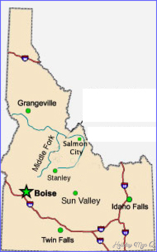 Maps,Travel Info & Links Rocky Mountain River Tours