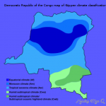 Geography of the Democratic Republic of the Congo