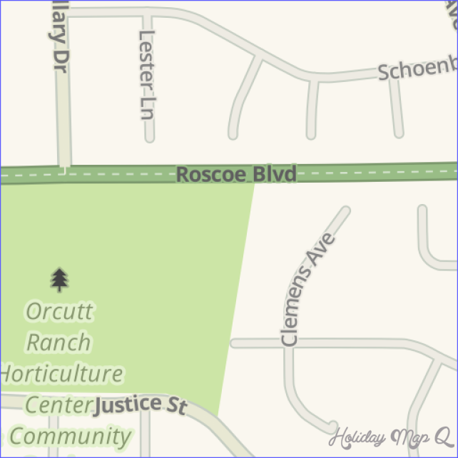 Waze Livemap - Driving Directions to Orcutt Ranch Horticulture ...