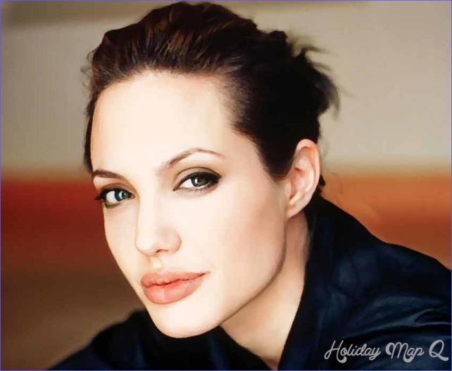 Angelina Jolie Workout & Diet: Getting In Hollywood Shape | Pop ...