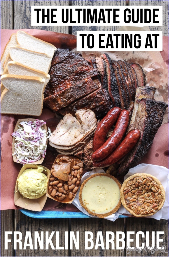The Ultimate Guide to Eating At Franklin Bbq in Austin | Female Foodie