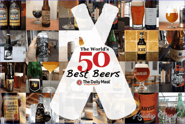 The World's Best Beers for