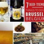 Things to do in Brussels for Beer Lovers