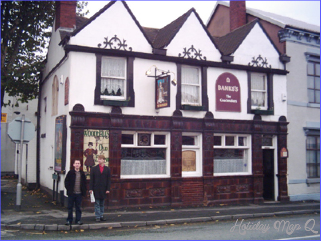Dan's Internet Plaice - Second round of CAMRA pubs of the Black