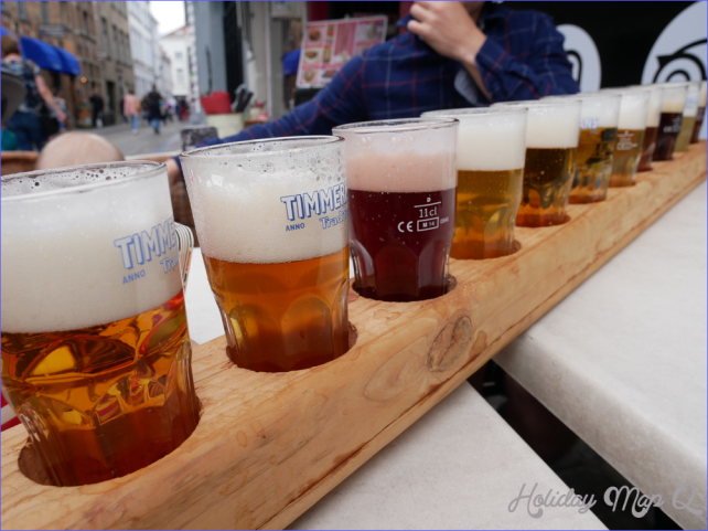 Of The Best Beer Bars In Bruges