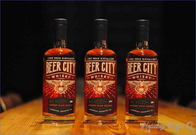 Long Road announces Beer City Whisky Series release