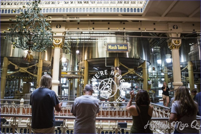 A decade after Anheuser-Busch's sale, beer still pours from