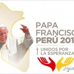 "Logo for Pope Francis's pending trip to Peru features ""United by Hope"""
