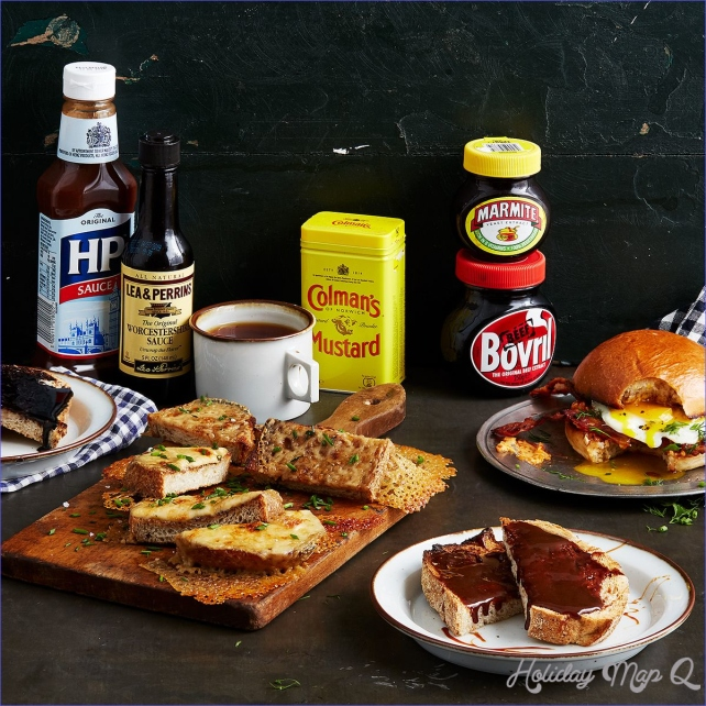 British Condiments that Have Stood the Test of Time