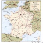 Download Free France Maps