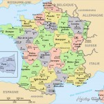 Map france and travel information | Download free Map france