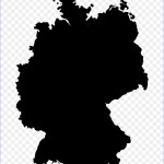 West Germany Flag of Germany Map - germany png download