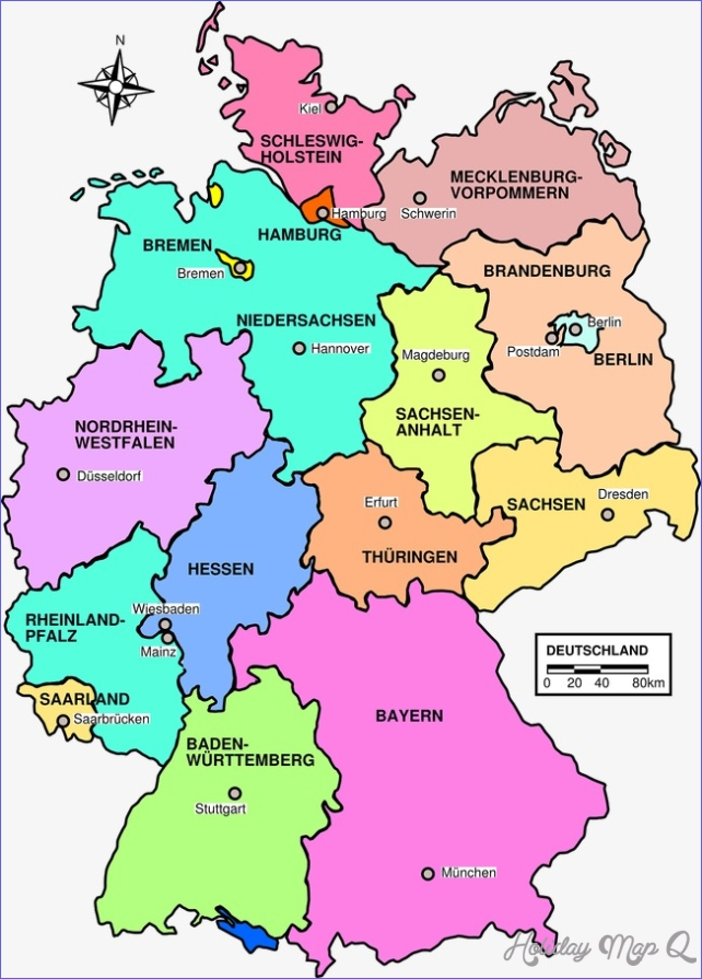 Germany Zoning Map, Map Clipart, Germany, Map PNG Image and Clipart
