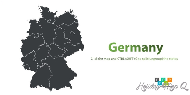 Download Germany Map for PowerPoint | Download Free PowerPoint