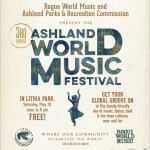 ASHLAND WORLD MUSIC FESTIVAL — What to do in Southern Oregon