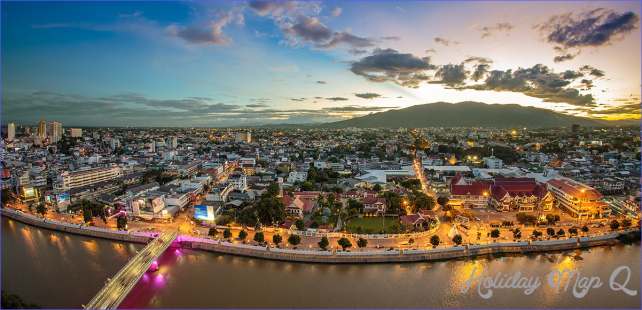 2016 Chiang Mai Travel Guide by Thailand