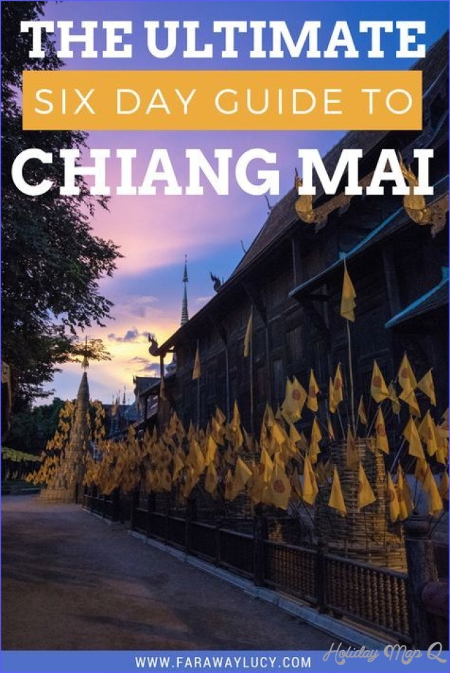 The Ultimate Six Day Guide to Chiang Mai