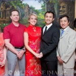 Sneak Peek: Kristen and Peter's Cambodian Wedding