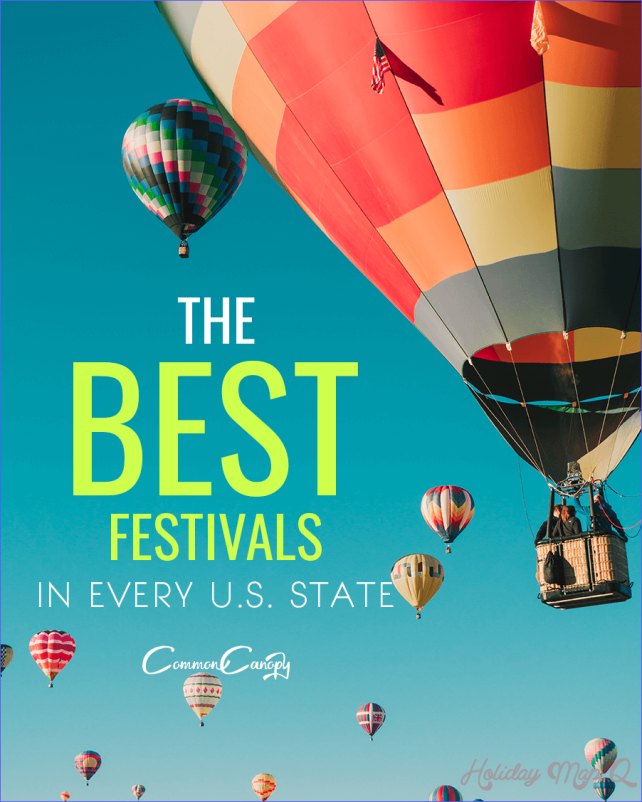 The Best Festivals in Every U.S. State