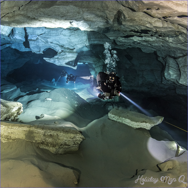 Full Cave Diver Course Package