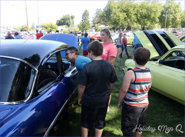 Sutherlin Blackberry Festival celebrates