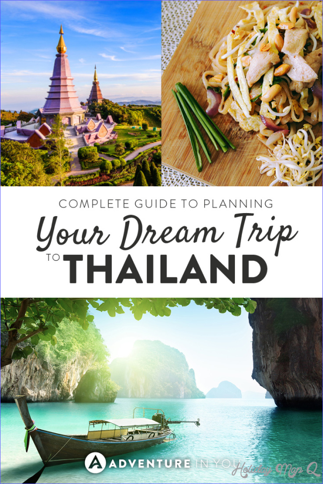 Complete Guide to Planning Your Dream Trip to Thailand