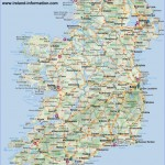 Ireland Maps Free, and Dublin, Cork, Galway