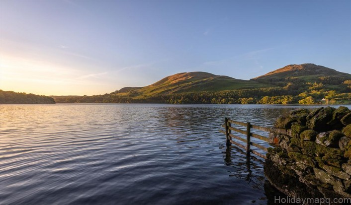 map of loweswater lake1