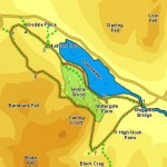 map of loweswater lake2