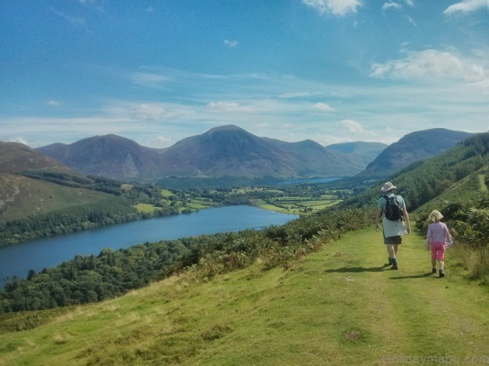 map of loweswater lake3