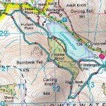 map of loweswater lake4