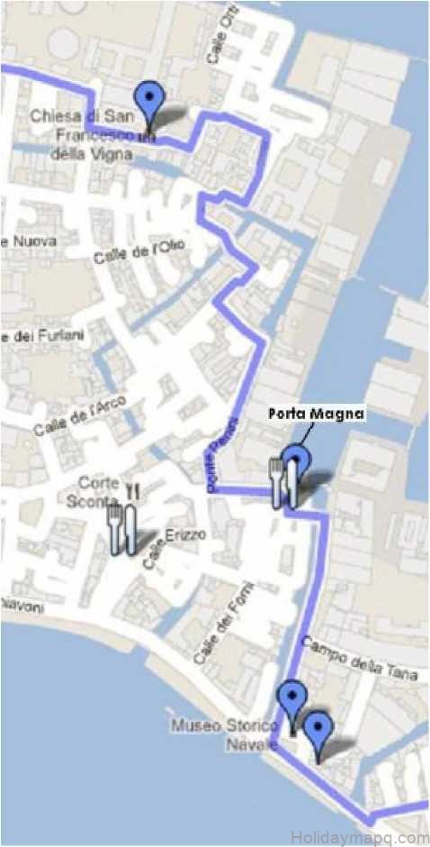 map of venice venice best things to do 3