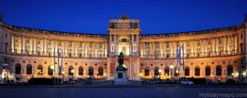 thenewcastle of thehofburg