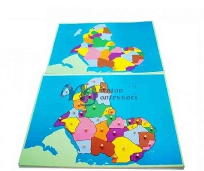 africa map puzzle 182 Africa Map Puzzle