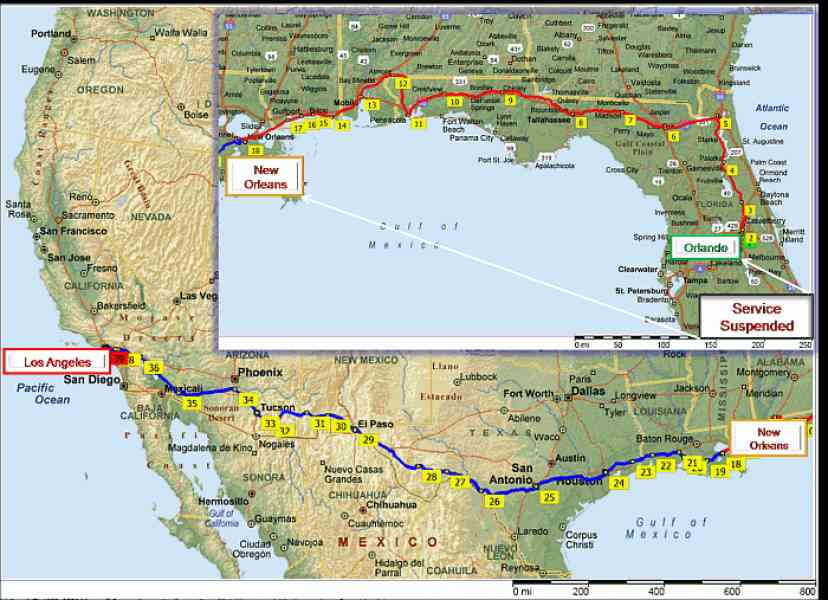 Alabama Florida Map Map Holiday Travel HolidayMapQcom - Map of alabama and florida