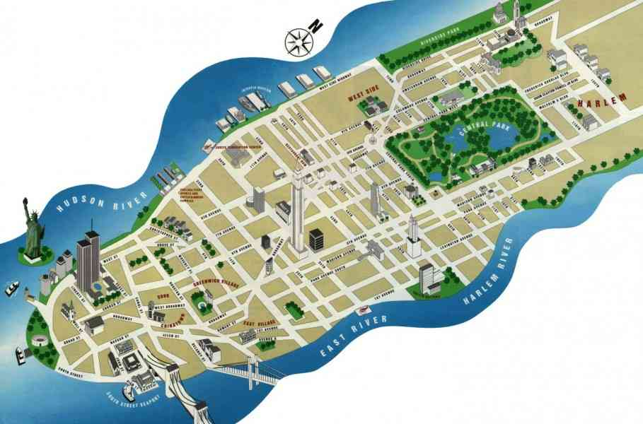 Amsterdam Map Attractions – Tourist Attractions Map In Amsterdam