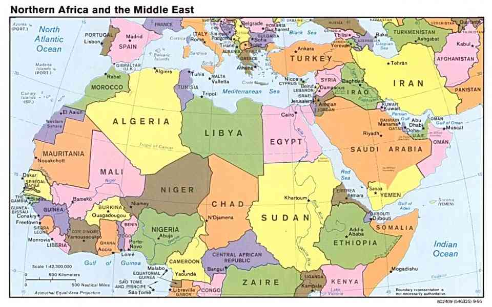 Ancient Middle Eastern Map  Map  Holiday  Travel HolidayMapQcom