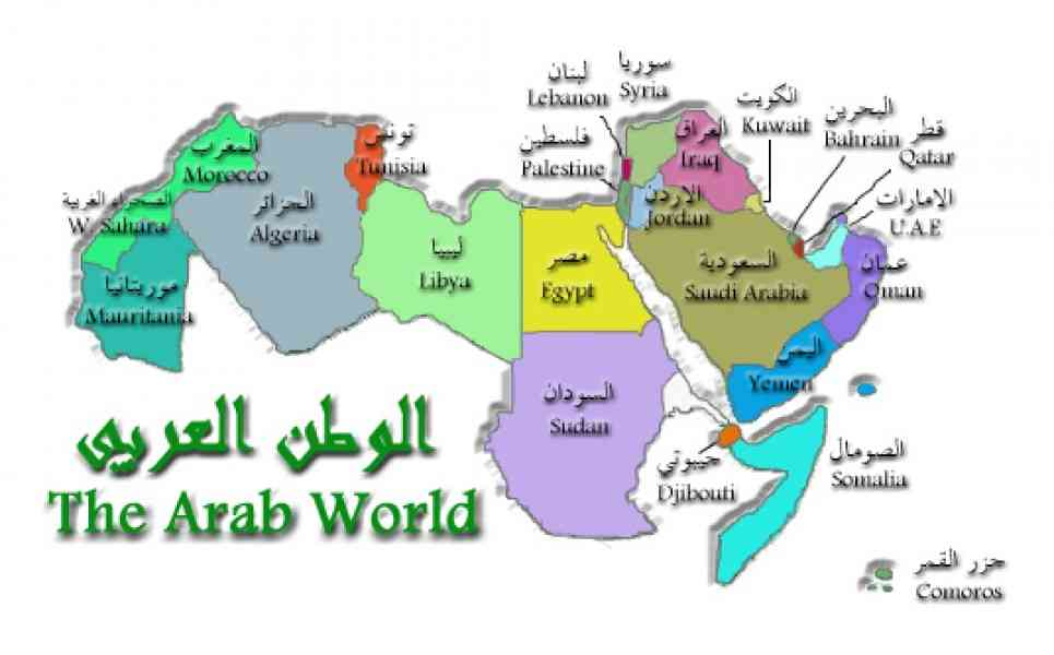 a history of the arab league in north africa and the middle east