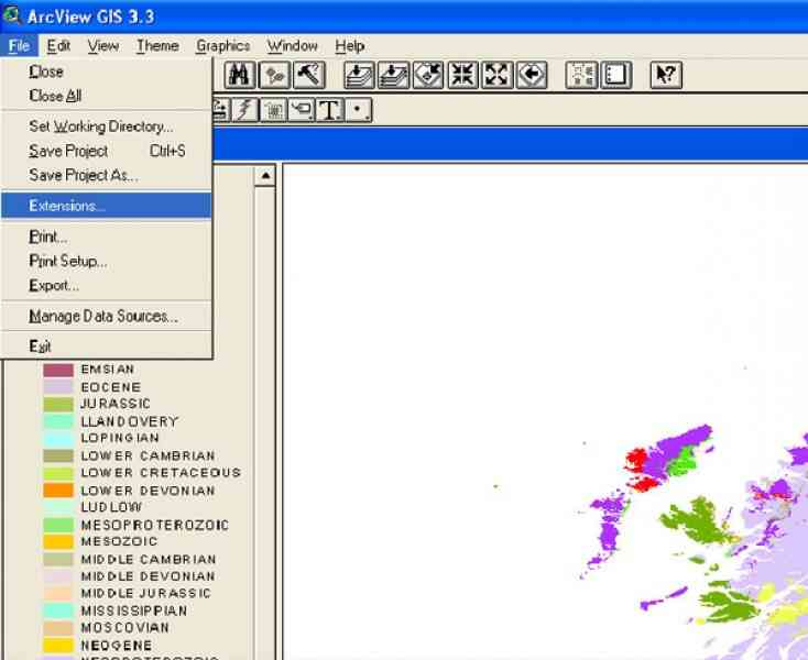 arcview map 215 Arcview Map
