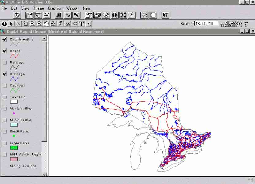 arcview map 368 Arcview Map