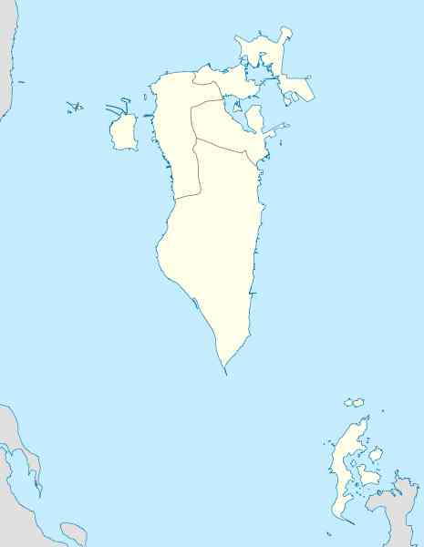 bahrain location map 48 Bahrain Location Map