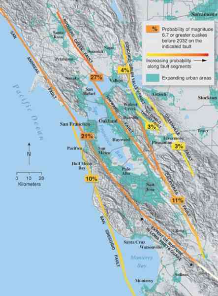 bay area map 298 Bay Area Map