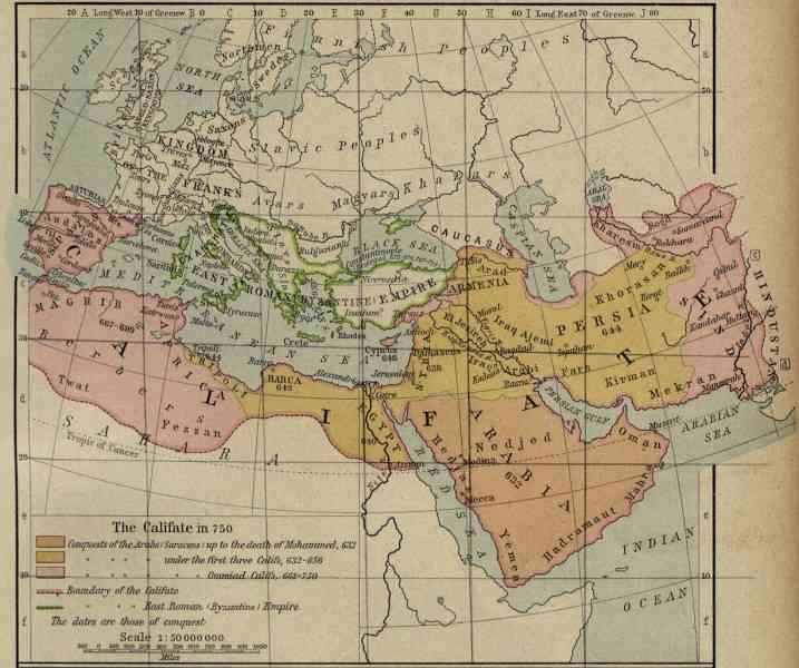 biblical map of middle east 400 Biblical Map Of Middle East