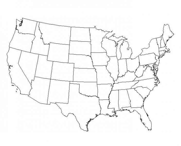 Blank Map Of Midwest HolidayMapQcom - Blank midwest map