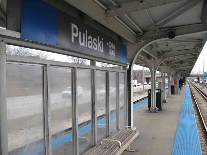 blue line cta map 307 Blue Line Cta Map