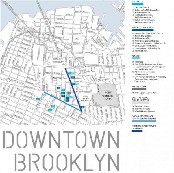brooklyn neighborhood map 487 Brooklyn Neighborhood Map