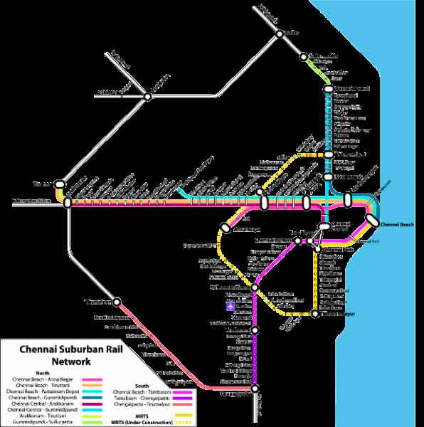 chennai metro rail map 88 Chennai Metro Rail Map