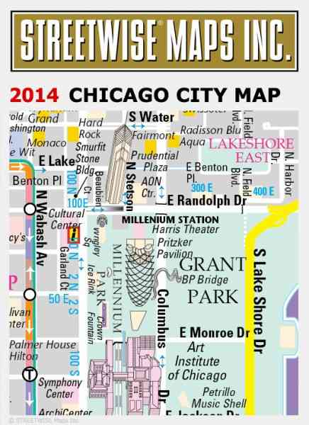 chicago city map 114 Chicago City Map